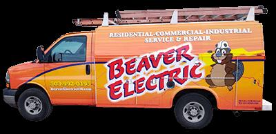 Beaver Electric Local Electrician - Beaver Electric Van