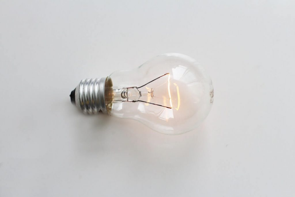 Electricians Near Me - Disconnected Lightbulb